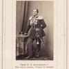 Kniaz' V.A. Dolgorukov I, Shef korpusa zhandarm., General ot kavalerii.