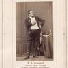 I.I. Sosnitskii, Artist Imper. Teatrov (v roli Gorodnichago v Revizorie).