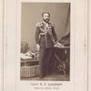 Graf V.F. Adlerberg, Ministr Imper. Dvora.