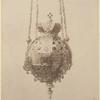 Vnesennaia v kafedral'nyi sobor neugasimaia lampada, sooruzhennaia, po postanovleniiu Samarskoi Gorodskoi Dumy 21 Oktiabria 1888 g., v pamiat sobytiia 17 Oktiabria 1888 g.