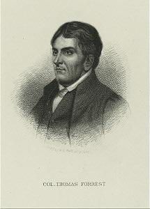 Col. Thomas Forrest.