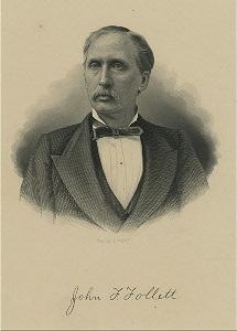 John F. Follett.