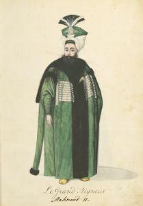 Le Grand Seigneur (i.e., the s... Digital ID: 1239141. New York Public Library