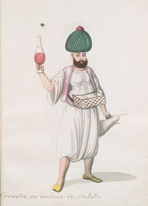 Cherbetzi [sherbetchi], ou ven... Digital ID: 1239205. New York Public Library