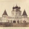 Tser. Sv. Sergiia s iuzhnoi storony v Borisogleb. monast. bliz Rostova Iar
