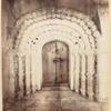 Zapadnaia dver tser. Sreteniia v Borisoglebskom monastyre bliz Rostova Iar