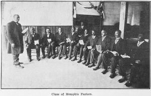 Class of Memphis Pastors.