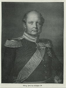 Frederick William IV, King of Prussia