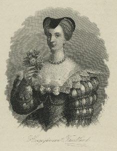 [Duchess of Friedland.]