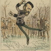 James A. Garfield : caricatures.