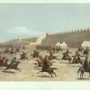Armenie. Djighit a Sardar-Abbat. (Kurdes, tatars).
