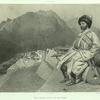 Daghestan.Ghimeri, portrait de Hadji-Mourad.