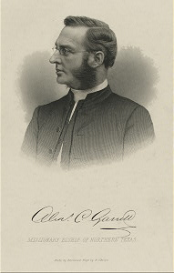 Alexander Charles Garrett, missionary Bishop of Northern Texas.