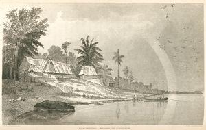 San Miguel, Island of Cozumel.