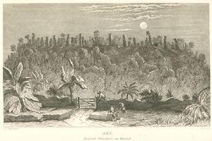 Ake. [Mound called El Palacio.]