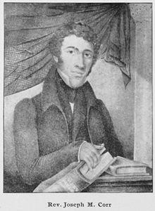 Rev. Joseph M. Corr