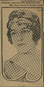 Vivien Gould (Lady Decies).