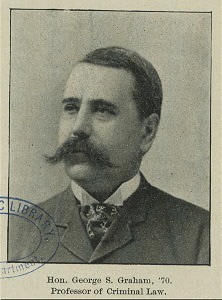 George S. Graham.