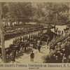 Gen. Grant's funeral procession on Broadway, N.Y., August 8, 1885.