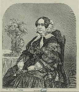 Mrs [Catherine] Gore.