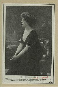 Miss Belle Green.