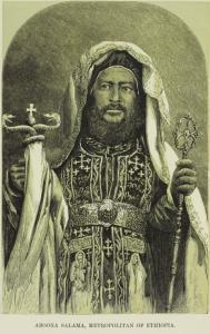 Aboona Salama, Metropolitan of Ethiopia