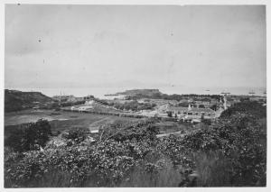 [View of Fort-de-France.]