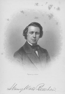 Henry Ward Beecher.