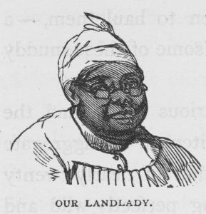 Our Landlady.