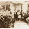 [Great Kills, Exterior] Mrs. Eraith[?] and children