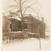[Kingsbridge, Exterior, winter.]