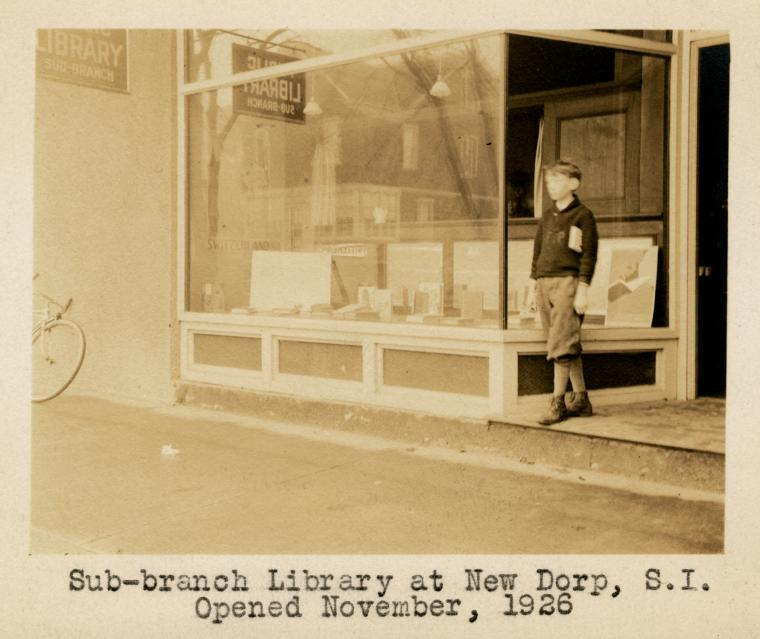This is What New York Public Library Looked Like  in 1926