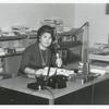 New Dorp, Miss Eleanor Ayoub, Branch Librarian, New Drop Regional Branch, 1971-1987
