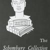 """[135th Street, Schomburg Room, """"The Schomburg Collection of Negro Literature and History"""".]"""