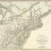 A new map of part of the United States of North America : containing those of New York, Vermont, New Hampshire, Massachusets, Connecticut, Rhode Island, Pennsylvania, New Jersey, Delaware, Maryland and Virginia from the latest authorities