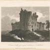 Doune Castle, principal entrance, Perthshire.