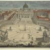 [St. Peter's and the Vatican, Rome.]