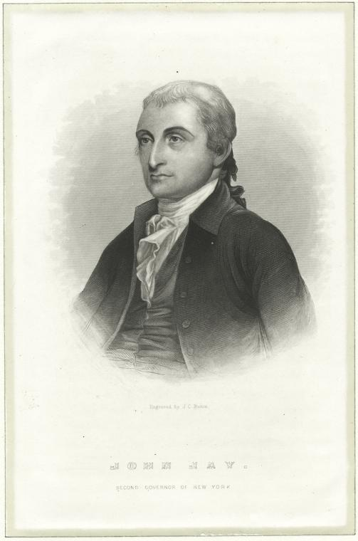 This is What John Jay Looked Like