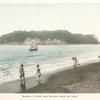 Enoshima, a Popular Island Excursion Resort near Tokyo.