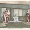 The 'Odori', a Dramatic Dance in Old Time Costume.