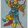 Ancient Chinese. [Nguong Saui is one of the gods or patron deities worshipped by Chinese play-actors(description of card No. 14)].