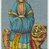 Ancient Chinese. [The Chinese goddess of children (description of card No. 21)].