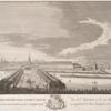 Prospekt s Admiralteistva I okolo lezhashchikh stroenii s chast'iu Nevskoi perspektivnoi dorogi v zapadnuiu storonu.