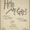 Hello McGee!
