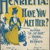 Henrietta! Have you met her?