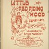 Little Red Riding Hood, or, Cupid's love
