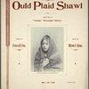 Ould plaid shawl