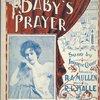 Baby's prayer