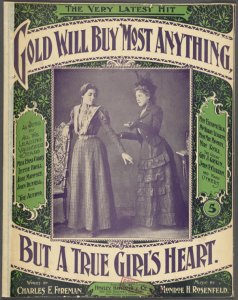 Gold will buy 'most anything b... Digital ID: 1255653. New York Public Library