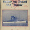 "He was a sailor on board the ""Maine"""